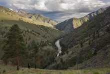 Salmon River Canyon