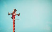 Vintage Horn Speaker - Public ...