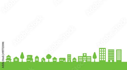 街並み|背景素材 Tapéta, Fotótapéta