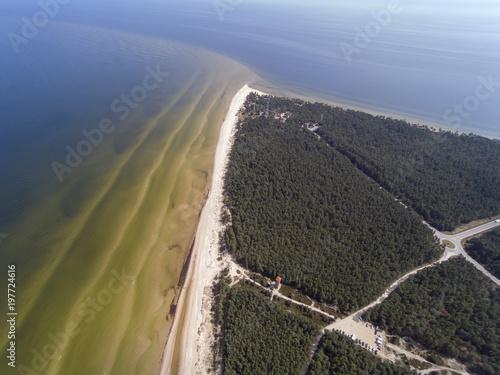 Fotografie, Obraz  Cape Kolka, Latvia.