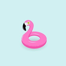 Flamingo Inflatable Pool Float