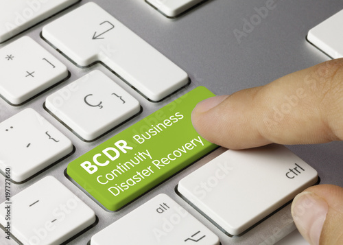 BCDR Business Continuity Disaster Recovery - Buy this stock