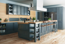Cucina Moderna, Design Minimal...