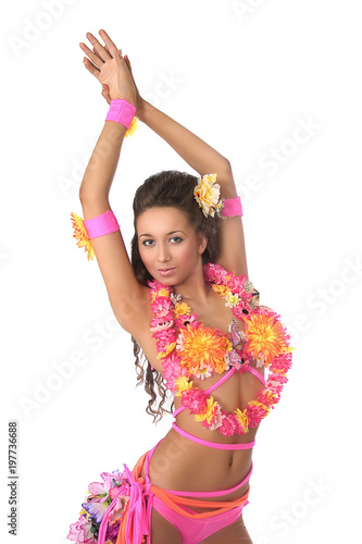 Beautiful exotic girl dancers foto 477