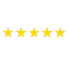 Rating Review Icon - Flat Desi...