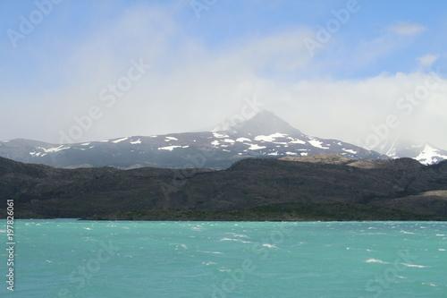 Fotografie, Obraz  W Trek on Torres Del Paine Park