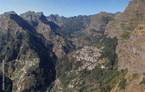 Foto  Nonnental, Curral das Freiras, Madeira, Portugal