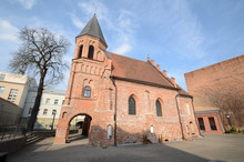St. Gertrude (Marijon) Church ...