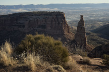 Independence Monument;  Colorado National Monument;  Colorado