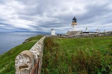 Dunnet Head Lighthouse On Pent...