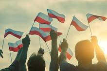 Poland Patriots, Back View. Pe...