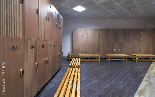 Awe Inspiring Interior Of Gym Locker Room Luxury And Clean Dressing Room Ncnpc Chair Design For Home Ncnpcorg