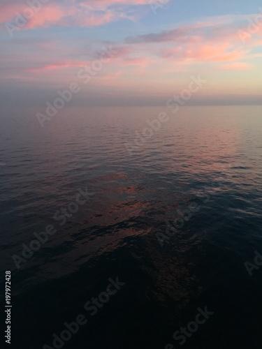 Fotografia, Obraz  pink sunset