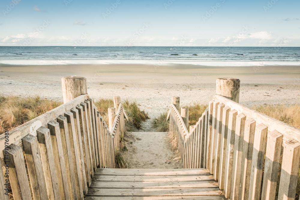 Fototapety, obrazy: beach access