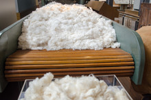 Raw Cotton For Vintage Spinnin...