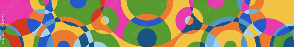 Fototapety, obrazy: sfondo, vettoriale, astratto, colori, fantasia,