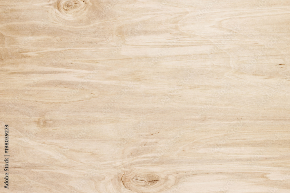 Fototapety, obrazy: Light texture of wooden boards, background of natural wood surface