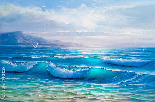 obraz-olejny-morza-na-plotnie