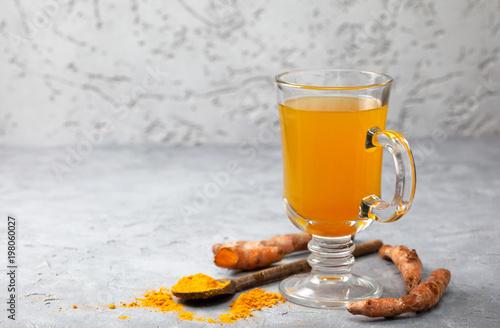 detox drink turmeric