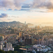 Kowloon View point sunset