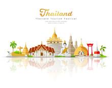 Thailand Tourism Festival Buil...