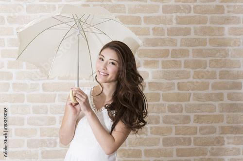Foto  女性のポートレート