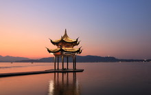 West Lake Pavilion Hangzhou Ch...