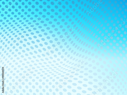 Acrylic Prints Pop Art Abstract light blue background. Vector eps10 illustration