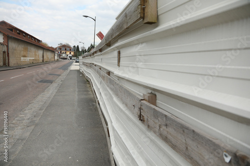 Fotografie, Obraz  palisasade 2