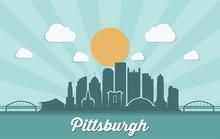 Pittsburgh Skyline - Pennsylva...