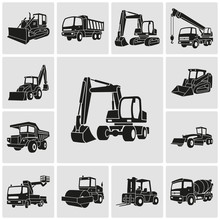 Heavy Equipment And Machinery ...