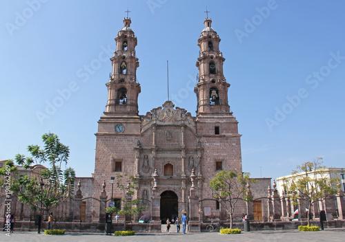 Catedral Basílica de Nuestra Señora de la Asunción de Aguascalientes Mexico #198262469
