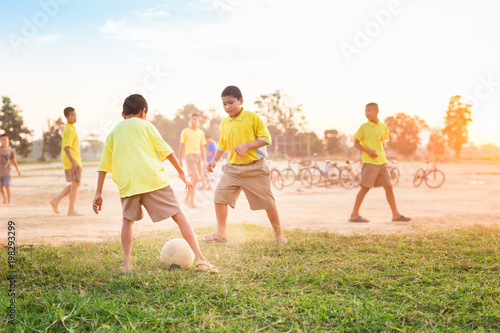 Rural Community For Kids