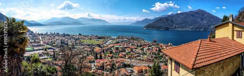 Obraz na plátně  Maccagno am Lago Maggiore