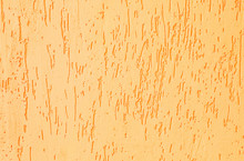 Texture Of A Yellow Putty Wall