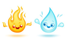 Fire And Water.