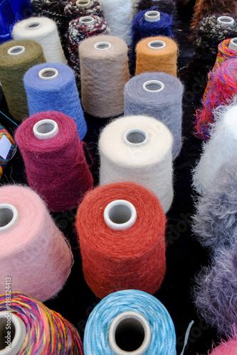 gomitoli di lana Poster