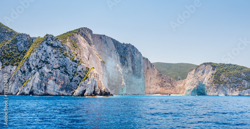 Fotografía Most Incredible Navagio Beach or Shipwreck Beach from the boat