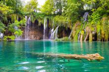 Croatie Plitvice