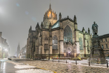 View Of St. Giles' Cathedral I...