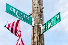 City Island Avenue And Beach S...