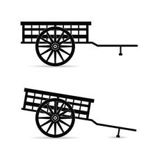 Horse Carriage Vector Illustra...