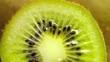 turns ripe fruit kiwi macro