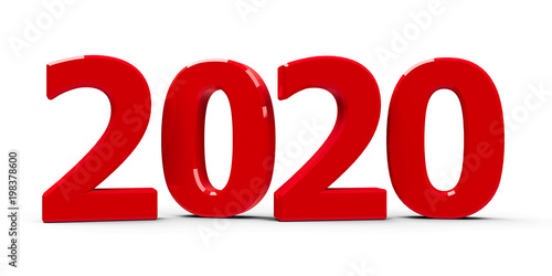 Poster  Red 2020 icon
