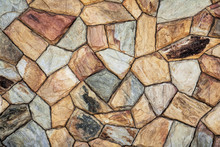 Flagstone Wall Can Be Used As ...
