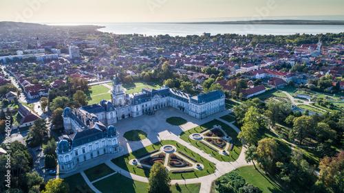 Valokuva  Festetics Castle in Keszthely, Hungary