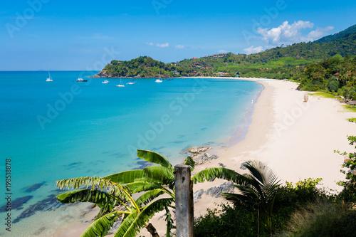 Photo sur Toile Lieu connus d Asie Landscape of Koh Lanta Kantiang Bay