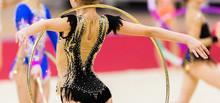 Rhythmic Gymnastics Competitio...
