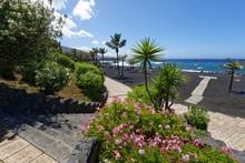 Puerto De La Cruz - Playa Jardin