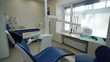 Dental chair in medicine clinic